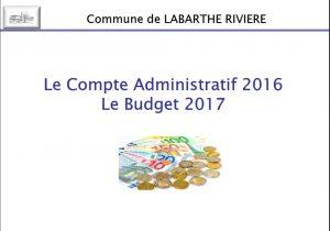 compte-administratif et budget